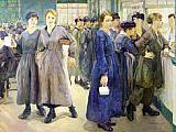Women in Furniture Factories