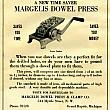 Margelis Dowel Press