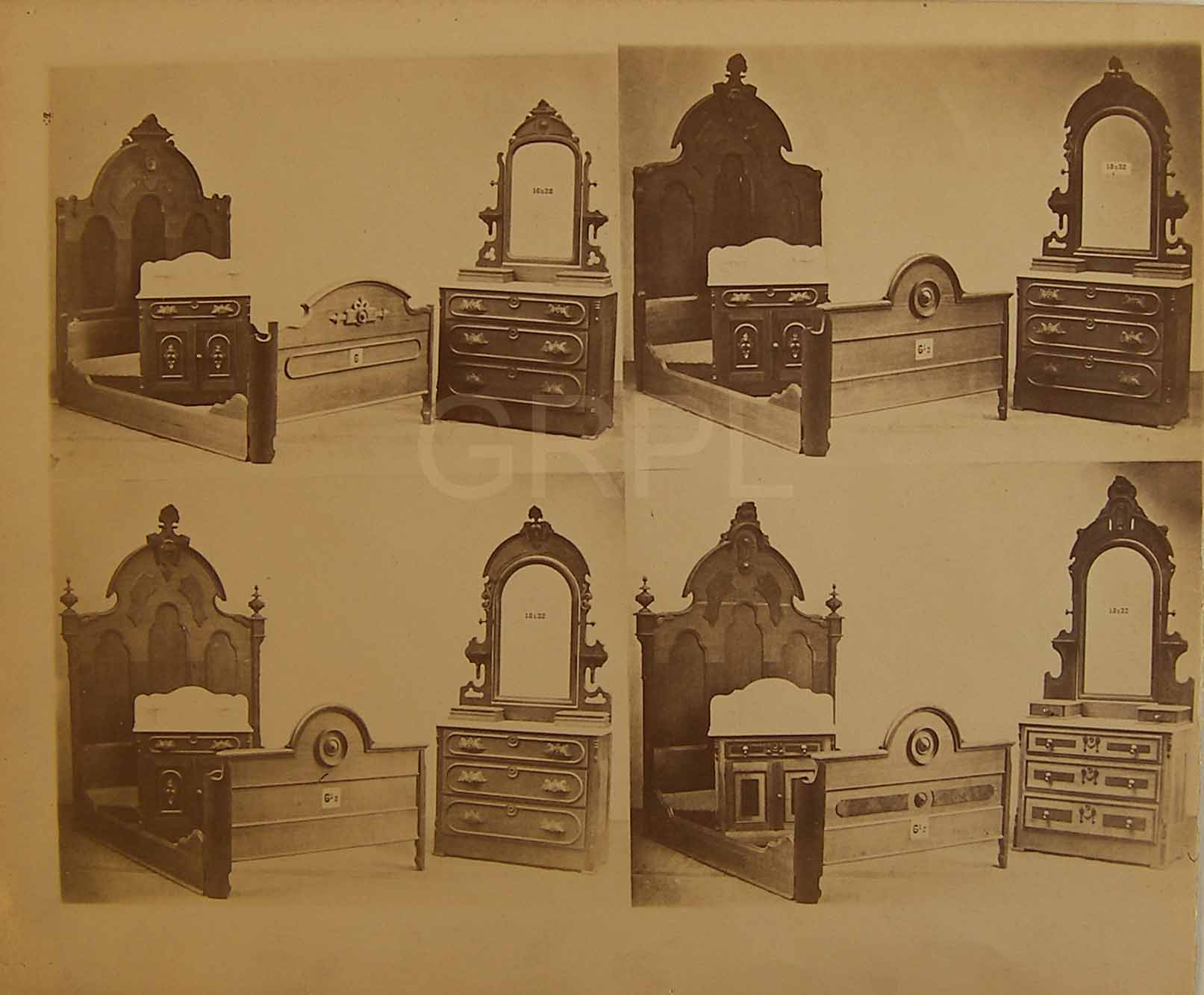 Nelson Matter Co. bedroom furniture   Furniture City History
