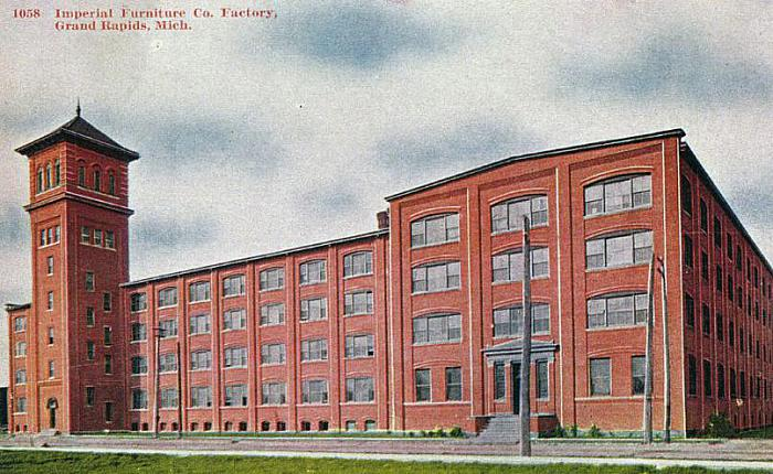 Imperial Furniture Co Furniture City History