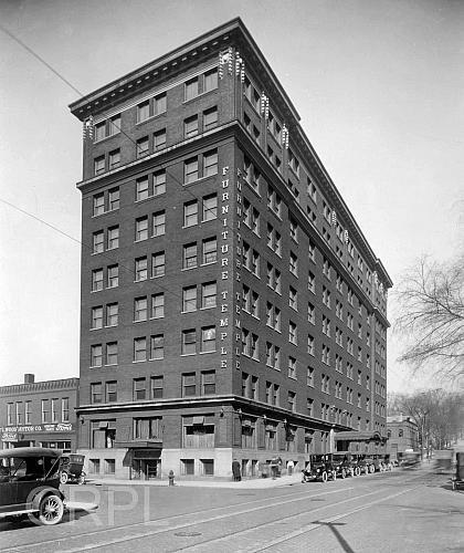 Furniture Exhibition Buildings In Grand Rapids Furniture