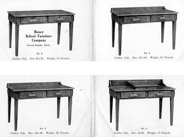 Desk Styles haney school furniture catalog | furniture city history