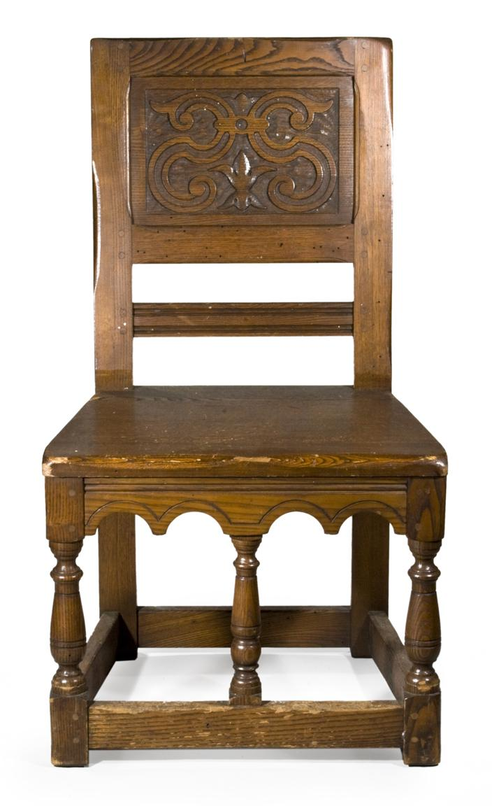 Arts and crafts furniture chair - Arts And Crafts Side Chair