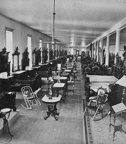 First Furniture Factories
