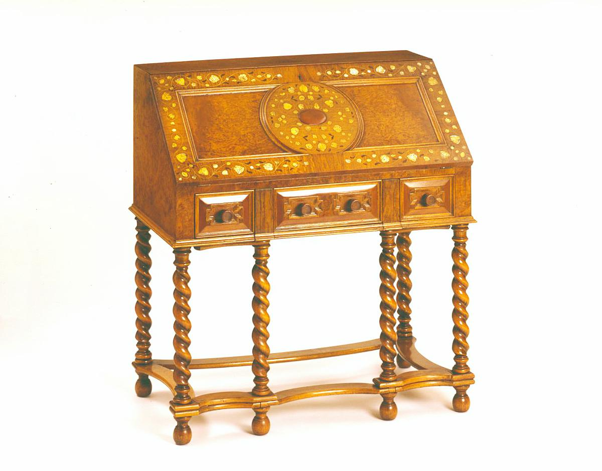 Jacobean Style Desk Furniture City History