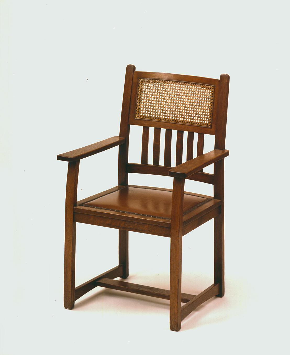 arts u0026 crafts style chair