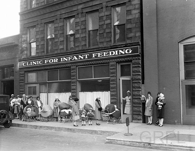 Clinic for Infant Feeding