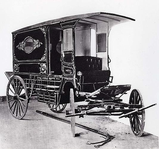 Joseph W. Oliver's Carriage