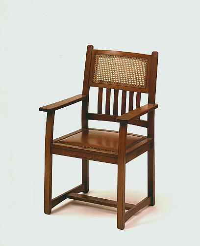 Arts & Crafts Style Chair