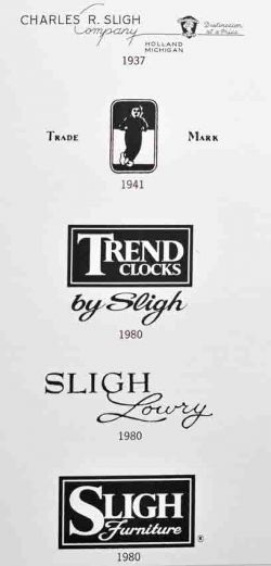 Sligh Charles R Co Sligh Furniture Co Furniture City