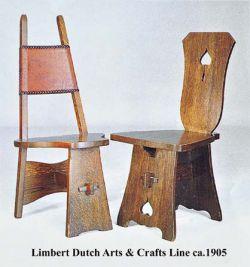 Limbert Charles P Co Furniture City History