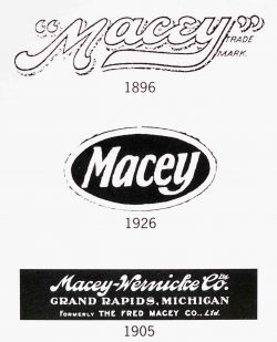 Macey Co The Furniture City History